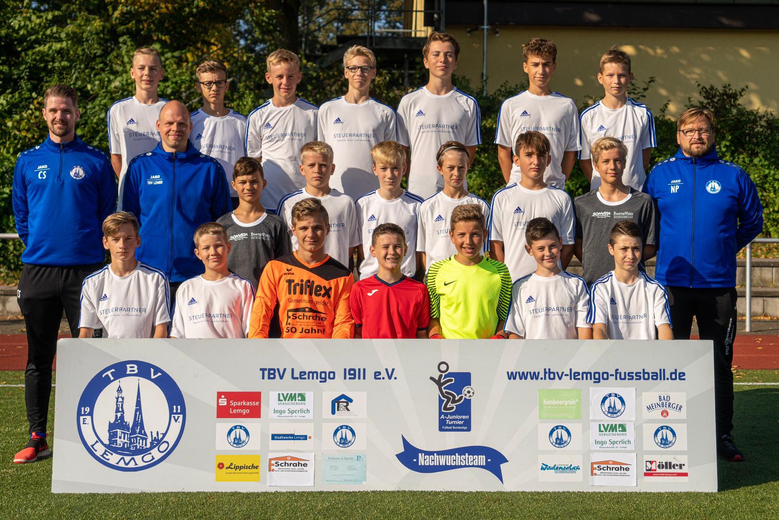U15 Wir Sind Tbv Wir Sind Sport